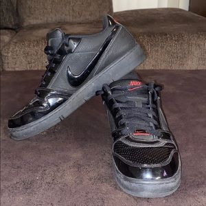 Nike Patent Leather Sneakers
